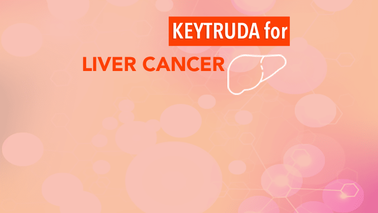 Keytruda Immunotherapy for Treatment of Liver Cancer