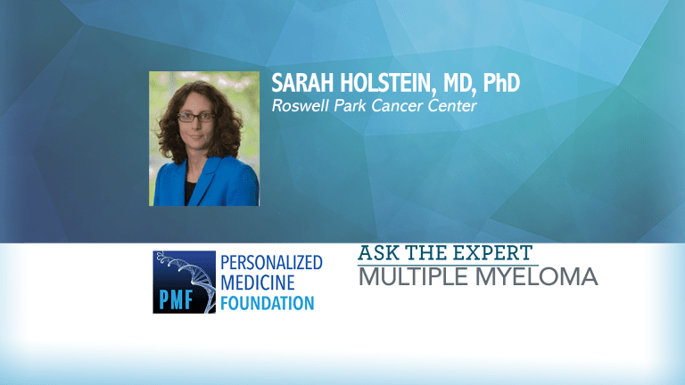 Ask the Expert Tips: Multiple Myeloma