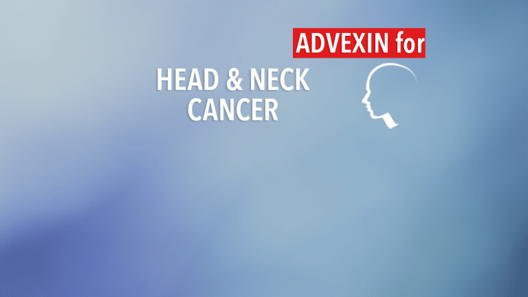 Advexin® Improves Survival in Head and Neck Cancer