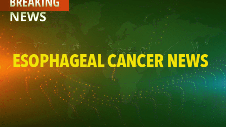 Additional Chemotherapy Improves Survival in Esophageal Cancer