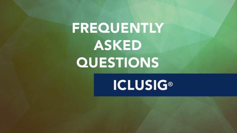 Frequently Asked Questions About Iclusig (Ponatinib)