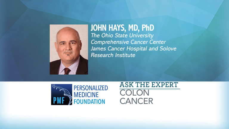 Ask The Expert About Ovarian and Colorectal Cancer