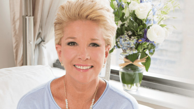 Proud Purpose: Q & A with Joan Lunden About Triple Negative Breast Cancer
