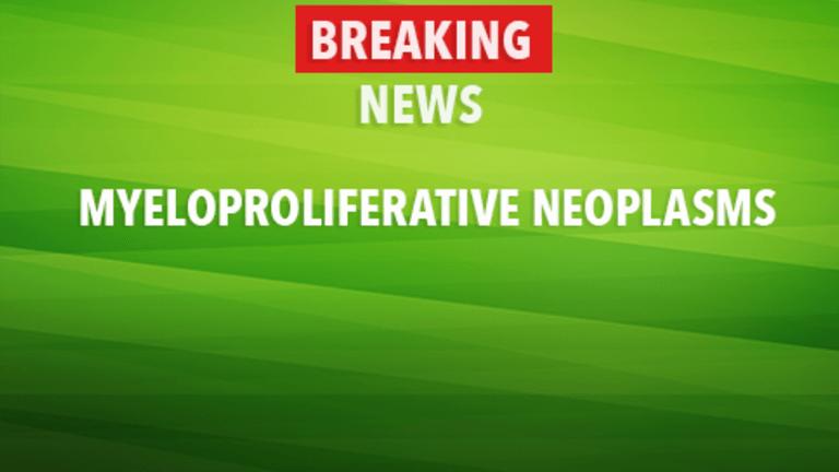 New Gene Mutation Identified in Myeloproliferative Neoplasms