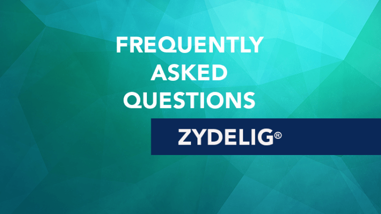 Frequently Asked Questions about Zydelig® (Idelalisib)