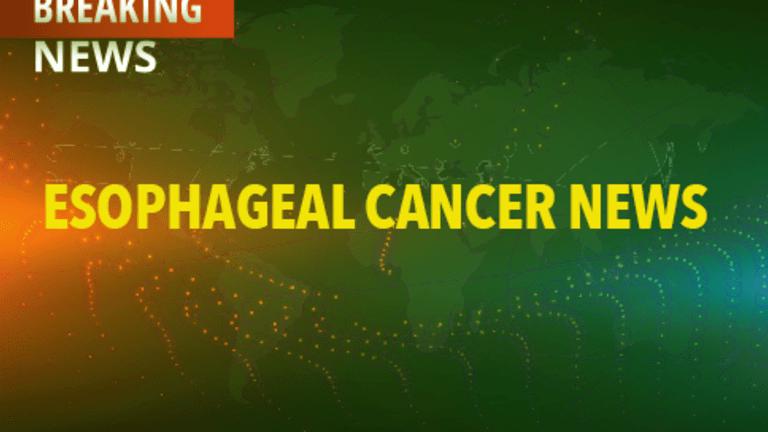 Comprehensive Study of Esophageal Cancer Reveals Several Molecular Subtypes
