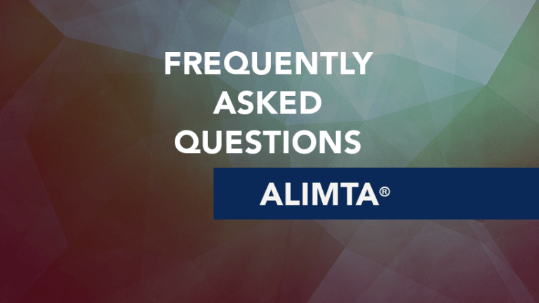 Answers to Frequently Asked Questions About Alimta®