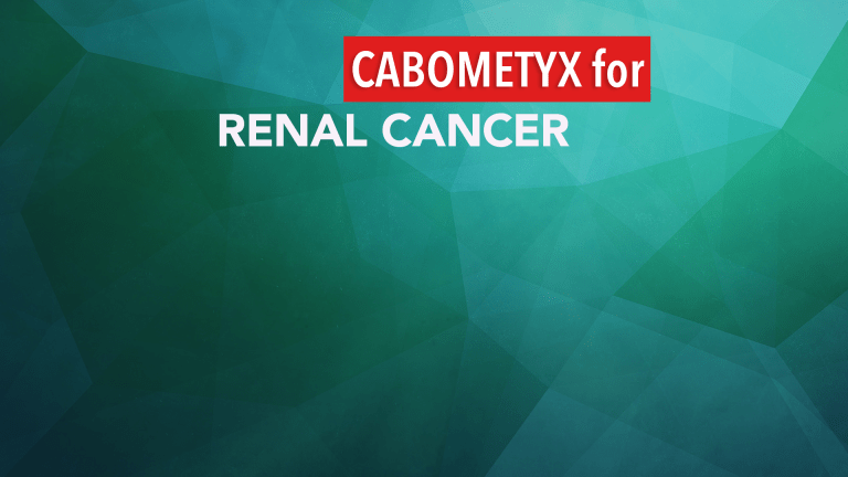Cabometyx Treatment of Advanced Renal Cell - Kidney Cancer
