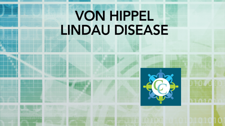 Von Hippel Lindau (VHL) Disease and Renal Cell Cancer