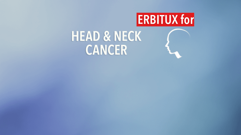 Erbitux®  Treatment for EGFR positive Head and Neck Cancer