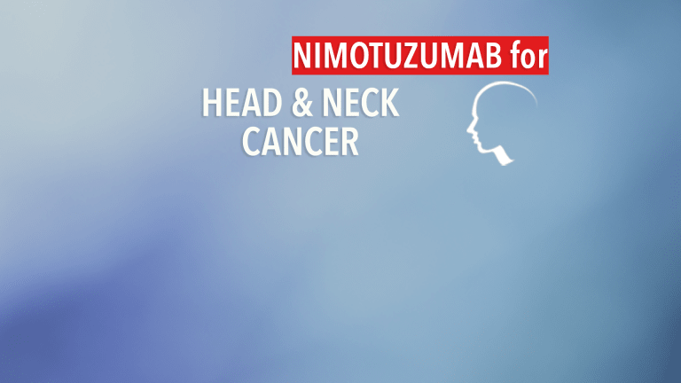 Nimotuzumab Combination Promising for Treatment of Head and Neck Cancers