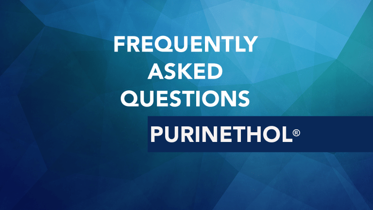 Frequently Asked Questions About Purinethol (mercaptopurine)
