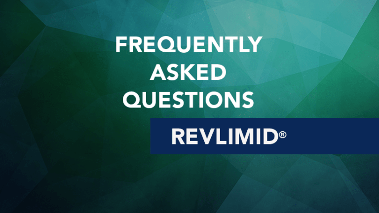 Frequently Asked Questions about Revlimid® (lenalidomide)