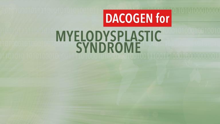 Dacogen™ Effective in Myelodysplastic Syndromes
