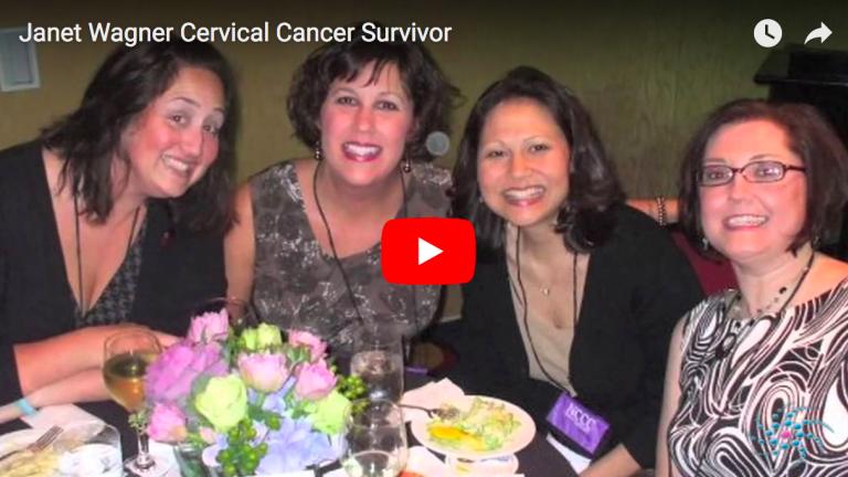 Janet Wagner: Cervical Cancer Survivor