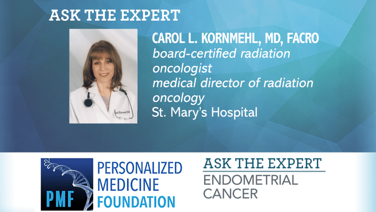 Ask the Doctor About Endometrial Cancer?