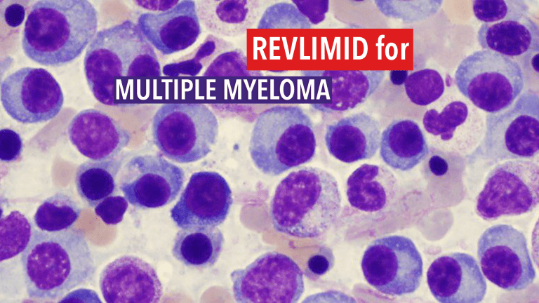 Revlimid Linked with Second Primary Malignancies in Patients with Myeloma
