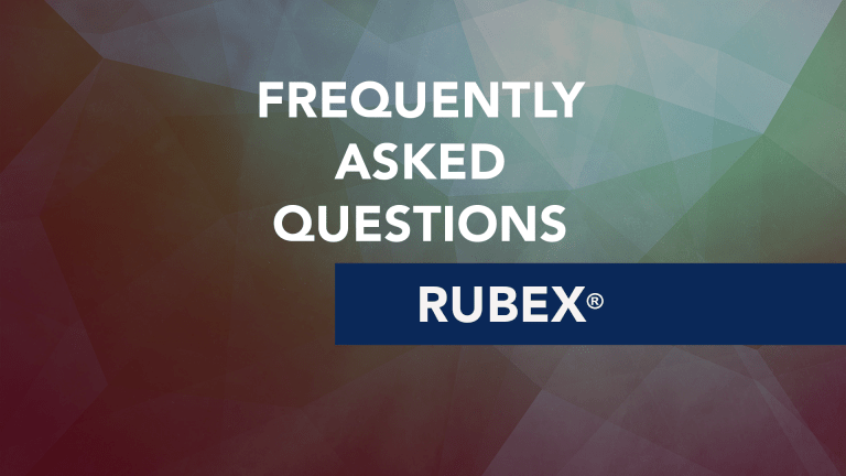 Frequently Asked Questions About Rubex® (doxorubicin)
