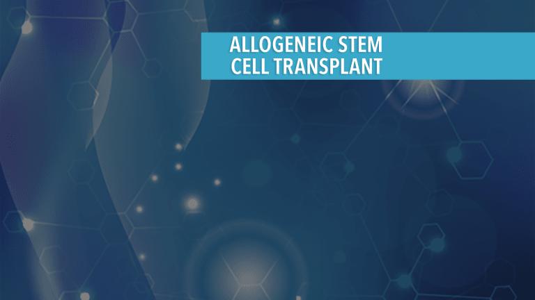 Understanding Allogeneic Stem Cell Transplant