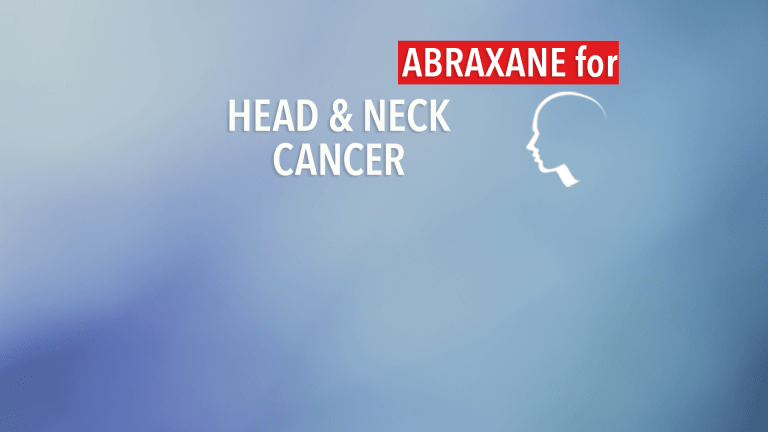 Tumor Protein Predicts Response of Head and Neck Cancer to Abraxane™