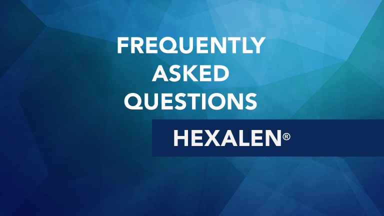 Frequently Asked Questions About Hexalen® (altretamine)