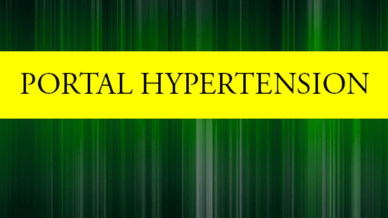 Portal hypertension (colon)