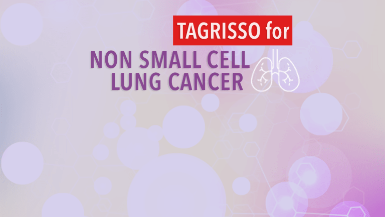 Tagrisso® - Standard of Care for EGFR + Non Small Cell Lung Cancer