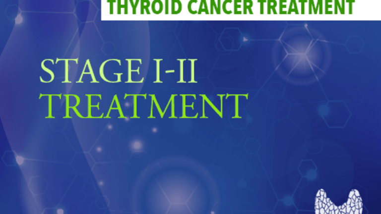 Treatment of Stage I -II Thyroid Cancer