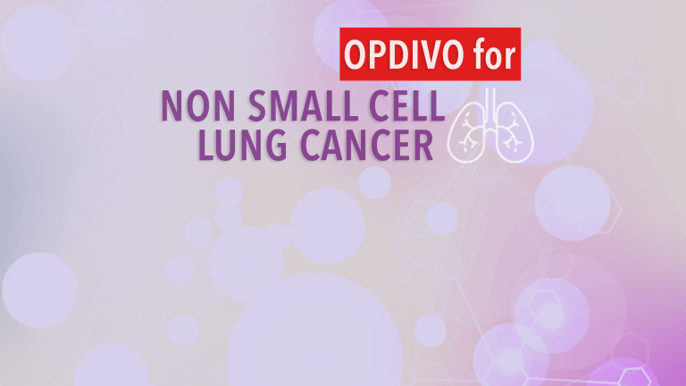 Opdivo® Treatment for Non-Small Cell Lung Cancer