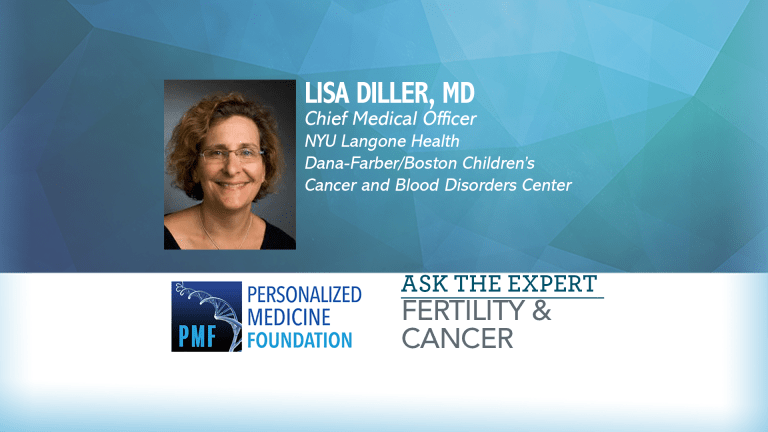 Ask the Expert: Fertility after Cancer Treatment