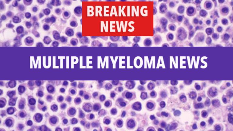 Melphalan/Prednisone Favorable in Multiple Myeloma Patients
