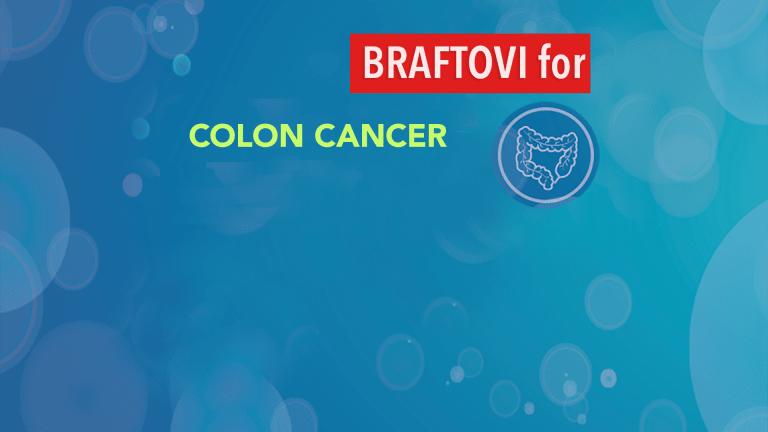 Braftovi™ Improves Survival in BRAF Positive Advanced Colorectal Cancer