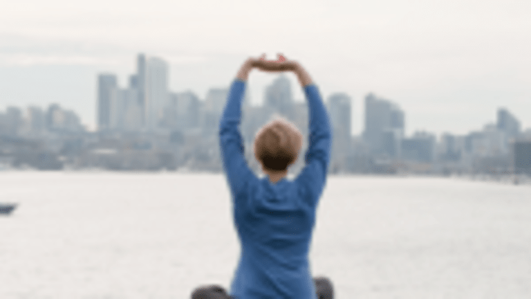 Cancer Patients Stick with Yoga