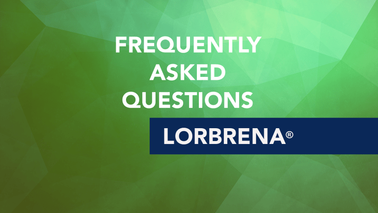 Frequently Asked Questions About Lorbrena® (lorlatinib)