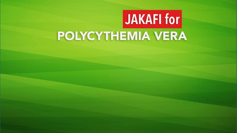 Jakafi Superior to Standard Therapy for Polycythemia Vera