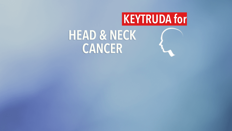 Keytruda Precision Cancer Immunotherapy Treatment for Head and Neck Cancer