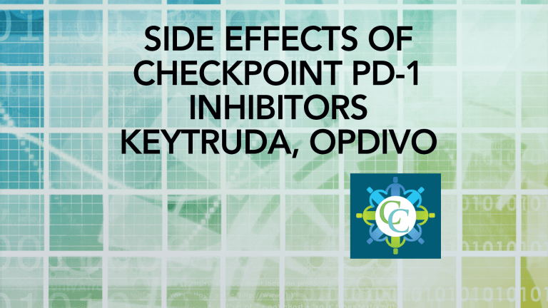 Immune Checkpoint Inhibitor Side Effects & Toxicity More Common Than Reported
