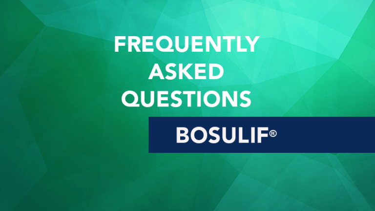 Frequently Asked Questions about Bosulif® (bosutinib)