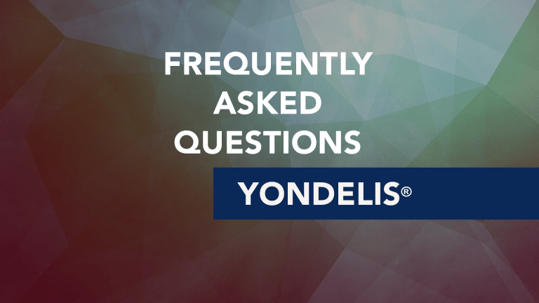 Frequently Asked Questions About Yondelis (Trabectedin)