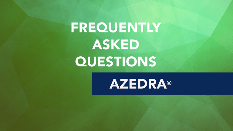 Azedra® - Frequently Asked Questions About Azedra® (iobenguane I 131)