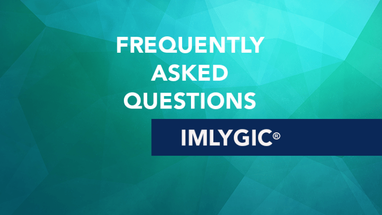 Frequently Asked Questions about Imlygic® (Talimogene Laherparepvec)
