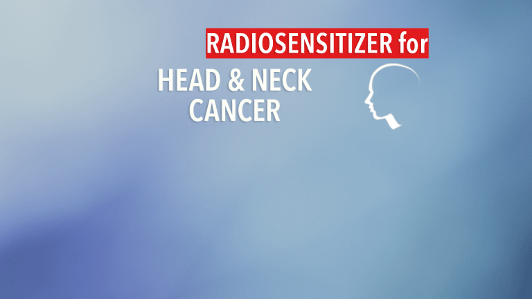 Radiosensitizer May Benefit Head and Neck Cancer Patients