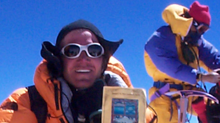 Standing On Top of the World: Climbing Everest and Beating Cancer Twice