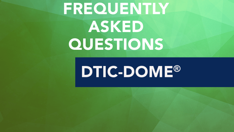 Frequently Asked Questions About DTIC-Dome® (Dacarbazine)
