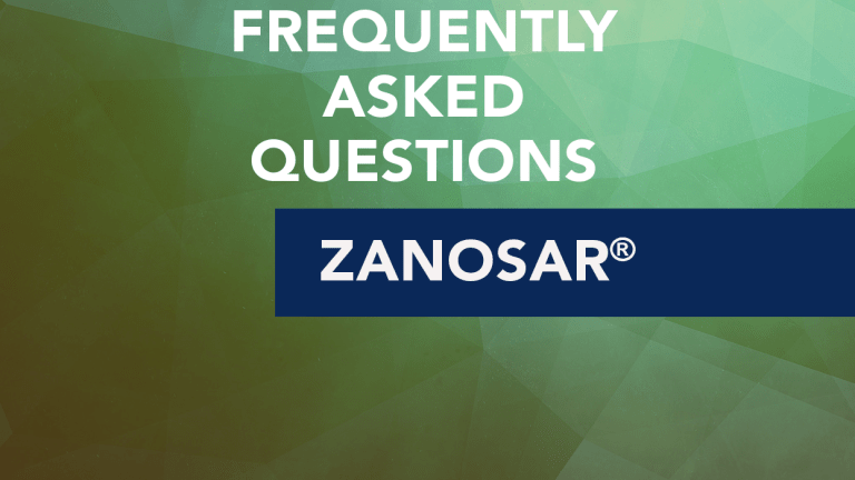 Frequently Asked Questions About Zanosar® (streptozocin)