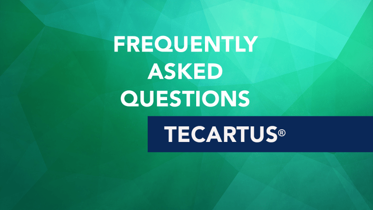 Frequently Asked Questions About Tecartus® (brexucabtagene autoleucel)