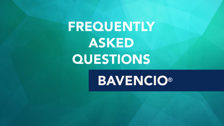 Frequently Asked Questions about Bavencio® (avelumab)