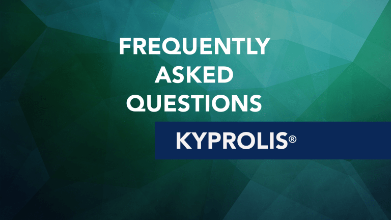 Frequently Asked Questions about Kyprolis® (carfilzomib)