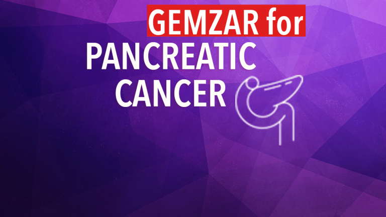 Addition of Gemzar® Improves Survival in Early Pancreatic Cancer