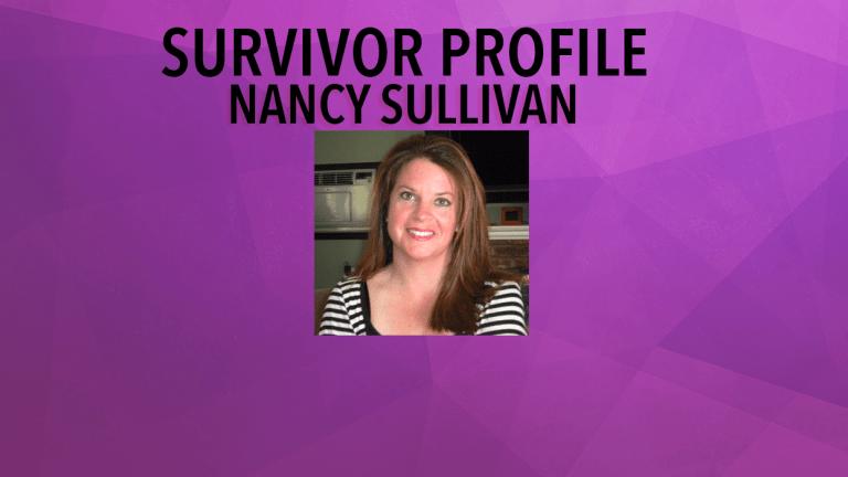 Survivor Profile Nancy Sullivan